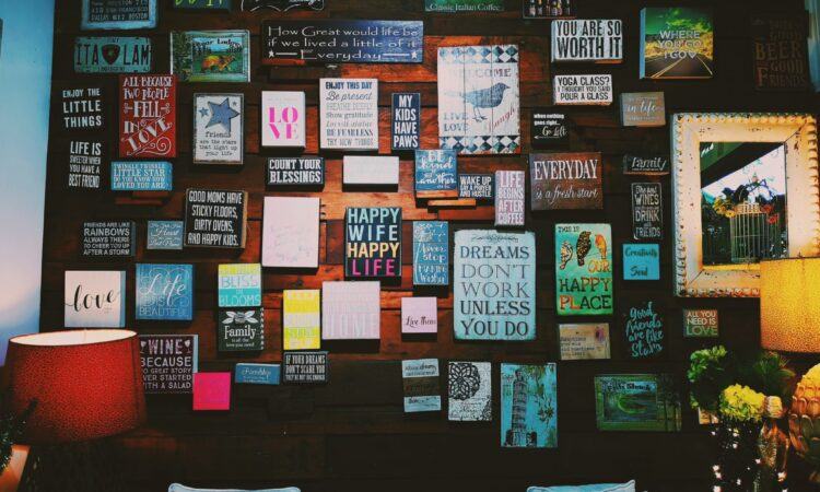 Butterfly Bookshelf